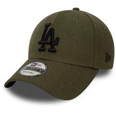 LA Dodgers New Era 940 Heather Essential Baseball Cap 8b13401e197
