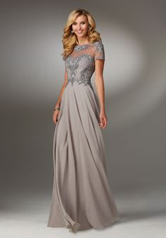 Vestido de Madrina de Morilee (71522), largo