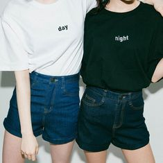 'Day/Night' Unisex T-shirt