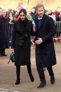 Prince Harry and Meghan Markle visit Cardiff Castle - HarpersBAZAARUK