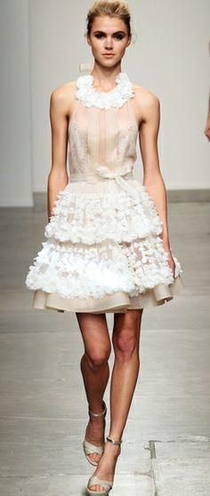 Fashion Palette SS 2014, New York Fashion Week.