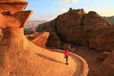 ペトラ / ワディムーサの写真: Monastery, Petra, Jordan