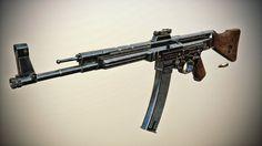 ArtStation - MP44 | PBR, Zsolt Berghammer