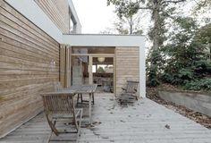 lieu : Sannois (95) type : maison individuelle maître d'ouvrage : privé           année de construction : 2009 budget : privé surface : 150 m² shab