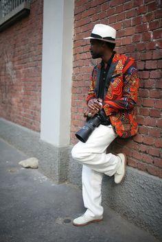 They Are Wearing: Milan Men's Fashion Week Spring 2014 - Slideshow Fashion News, Mens Fashion, Fashion Outfits, Fashion Styles, Hippie Chic Weddings, Milan Fashion Week Street Style, Sharp Dressed Man, Swagg, Hats For Men