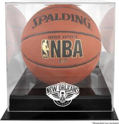 Fanatics Extremely Efficient In Preserving Heat Sa Spurs Black Base Basketball Display Case W/ Mirrored Back Sports Mem, Cards & Fan Shop