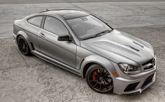 AutoMotivated.2012 C63 Black Series