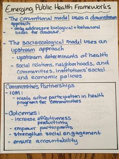 public health exam 1