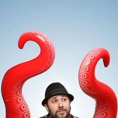 Inflatable Tentacle Arm