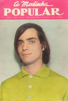 Capa revista A Modinha Popular de 1967