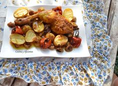 Pollo tikka tandoori masala (dos versiones), receta paso a paso.