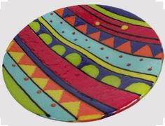 Fused glass - powder printing - fused glass