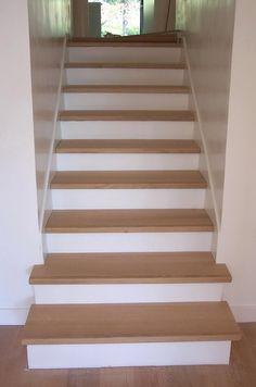 H - habillages bois escaliers - Jac Samson