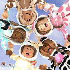 Cute Tumblr Wallpaper, Cute Disney Wallpaper, Cute Cartoon Wallpapers, Roblox Funny, Roblox Roblox, Cute Profile Pictures, Cute Pictures, Roblox Animation, Roblox Pictures