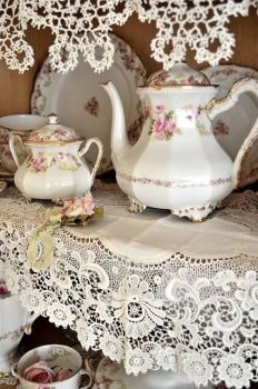 Tea and Lace