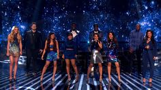 Our X Factor Finalists perform We Found Love