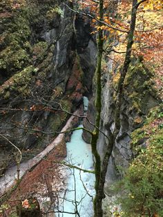 Partnach Gorge-Garmisch Partenkirchen, Germany