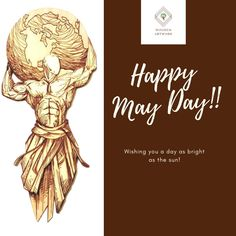 Happy Mayday! Happy May, Australia, Day, Artwork, Movie Posters, Work Of Art, Auguste Rodin Artwork, Film Poster, Artworks