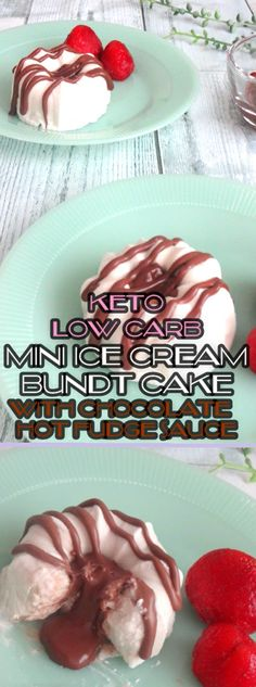 MINI ICE CREAM BUNDT CAKE WITH CHOCOLATE HOT FUDGE SAUCE IN A HOLE – Keto, Low Carb, Sugar Free It's getting really hot here in Osaka, Japan. Even though the rainy season started about …
