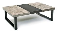 Modern Chic Cocktail Table