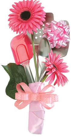 Wedding shower gift bouquet