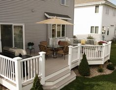 Deck Design And Construction Madison Waunakee Sun Prairie Middleton Verona  DeForest Wisconsin