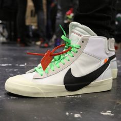 The 10: Nike Blazer Mid