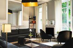 Modern Hallway Ideas from the Best Interior Designers French Interior, Best Interior, Luxury Interior, Contemporary Interior Design, Contemporary Furniture, Le Roch Hotel, Modern Hallway, Hotel Interiors, Decoration
