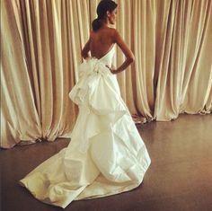 26 Bridal Week Gowns So Ethereal, They'll Make You Weep - Bridal - Oscar de la Renta #wedding