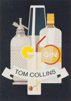 Actualité / Réviser les cocktails classiques avant l'été / étapes: design & culture visuelle