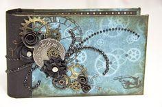Steampunk Minibook