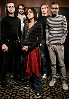 Flyleaf (the beastiest band ever)