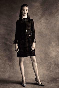"Julia Bergshoeff in ""Schöngeist"" by Patrick Demarchelier for Vogue Germany September 2015"
