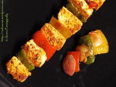 Paneer Tikka (Made on a Tawa) | Recipe by Chef Harpal Singh Sokhi