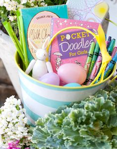 New ways to fill an Easter basket