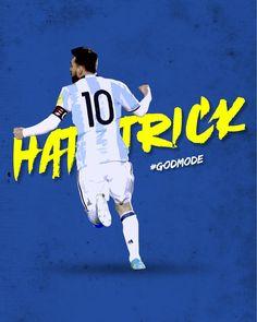 Lionel Messi Hat-trick Argentina vs Ecuador (3-1)