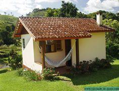 VARANDA Tyni House, Mud House, Tiny House Cabin, Bungalow House Plans, Small House Plans, Modern House Plans, Small House Design, Cottage Design, African House