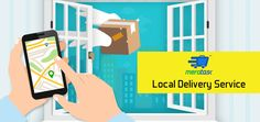 Meratask: Most liked Local Delivery Services App. Delivery Service App, Non Perishable, Mobile Application, Medicine, Gadgets, Gifts, Clothes, Food, Outfits