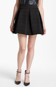 Devlin Pleated Skirt available at #Nordstrom $68