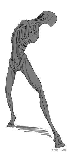 Silent Hill Armless Monster