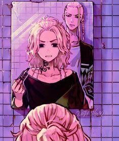 Otaku Anime, Anime Guys, Anime Art, Aomine Kuroko, Tokyo Ravens, Japon Illustration, Anime Boyfriend, Fanarts Anime, Gangsters