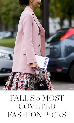 Fall's 10 Best | The most coveted pieces of the season via @PureWow