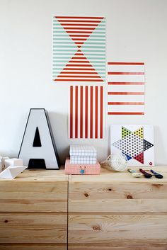 work spaces by the style files, via Flickr