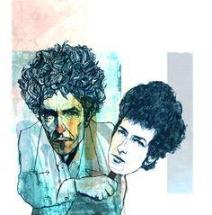 Dwayne Bell - Bob Dylan