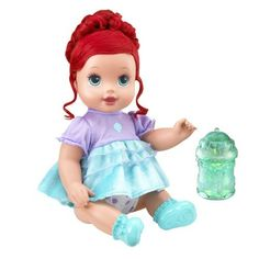 Disney Princesses baby dolls: Ariel