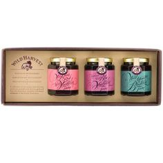 Wild Harvest Wild Berry Jam Gift Set