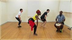 Five(ish) Minute Dance Lesson: African Dance: Lesson 2: Pelvic Isolation...