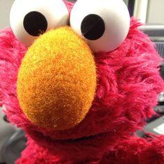 Even Elmo likes to take selfies! Do you? #LMTAS #SesameStreet