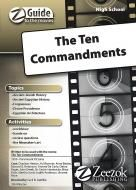 Incorporate a great movie into your Bible studies, with The Ten Commandments Z-Guide for your High Schooler. $12.99 for CD or PDF. #Zeezok Publishing