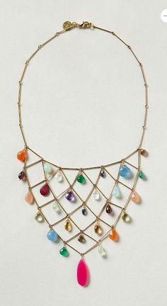raina bib necklace